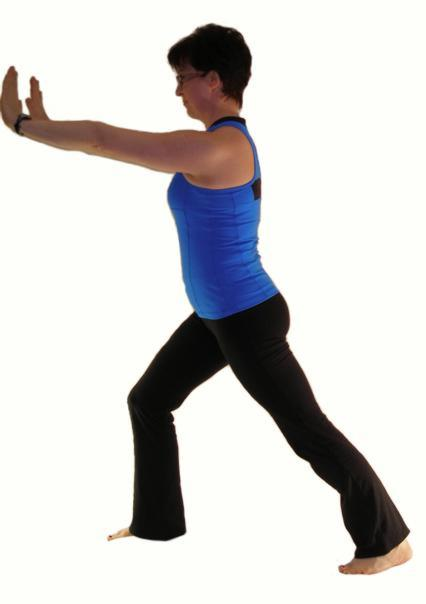 exercises for seniors - gastroc stretch
