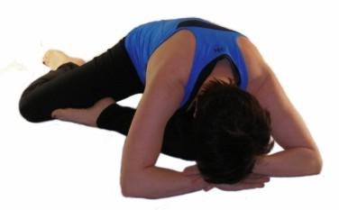 hip stretch - I rotators