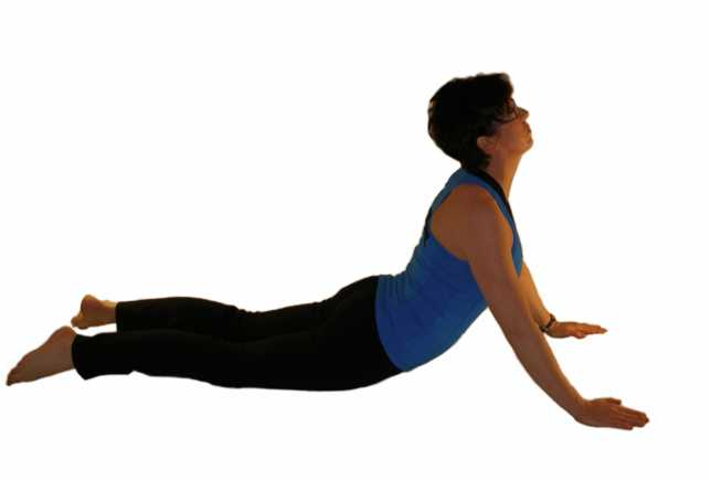 back stretch - extension