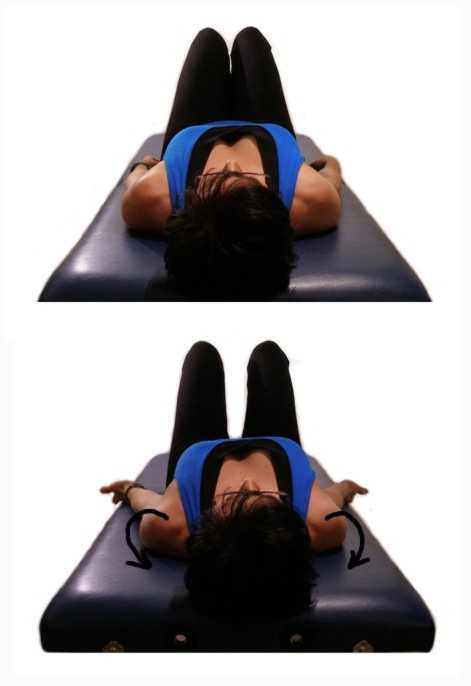 shoulder stretches scapular retraction